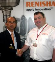 Renishaw signs agreement with Thai-German Institute