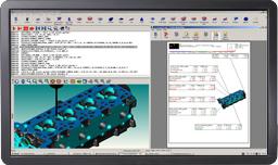 MODUS Echtzeit-Protokollierung - Screenshot