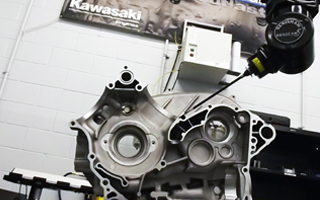 Kawasaki CMM case study  - REVO in action