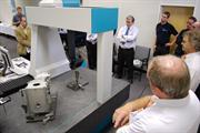 REVO® scanning blade at UK seminar, September 2008