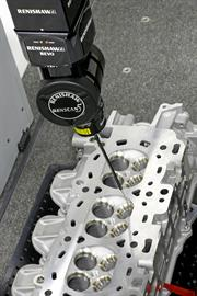 Renscan5™ REVO® measuring cylinder head
