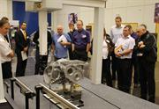 REVO® in action at UK seminar, September 2008
