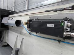 HS20 long range laser application